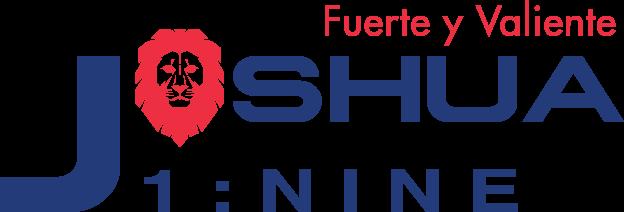 Joshua 1:Nine Logo